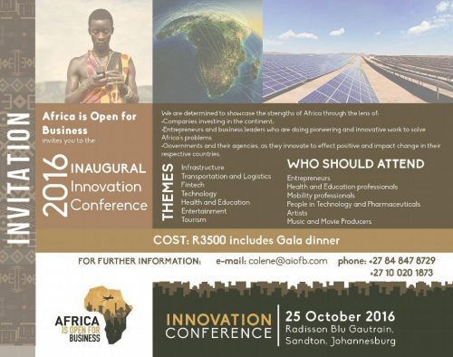 9 TWEETS ABOUT #AFRICAINNOVATION CONFERENCE ANALYTICS